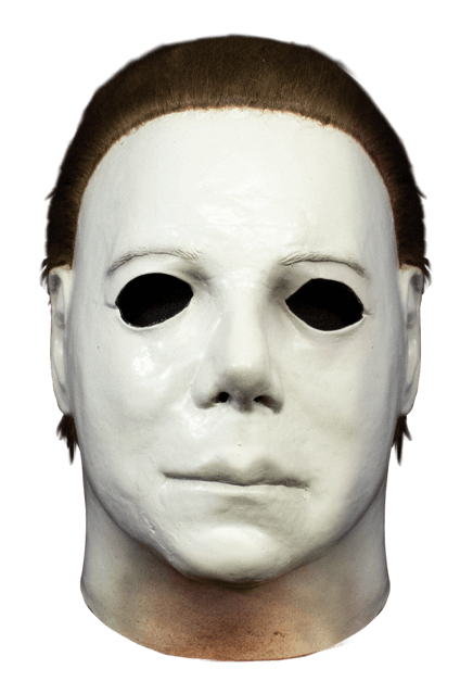 Face Mask Not Behind Ears Halloween In 2020 Michael Myers Mask Michael Myers Michael Myers Halloween Mask