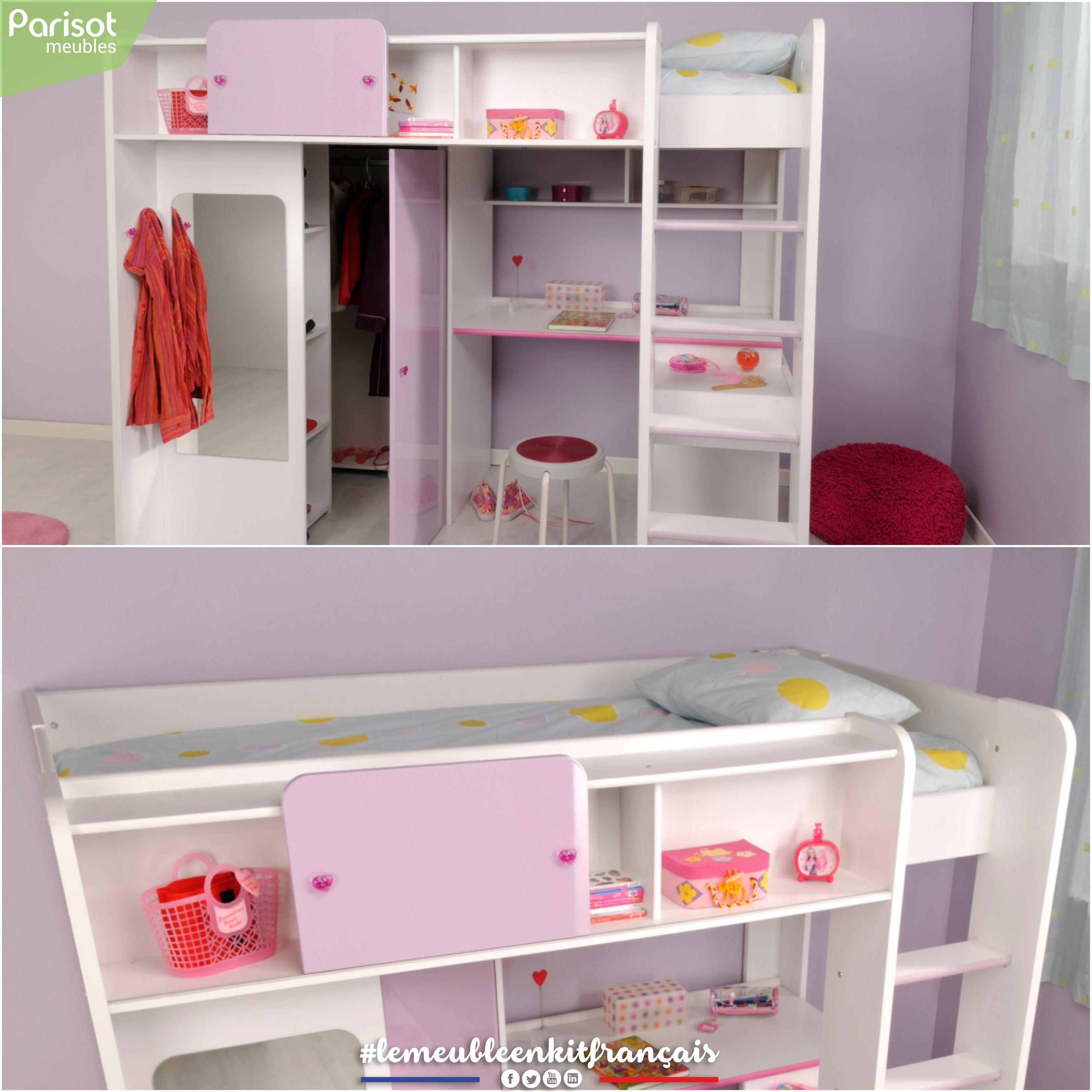 last meubles parisot simple ensemble lit chevet et armoire valentine with last meubles parisot. Black Bedroom Furniture Sets. Home Design Ideas
