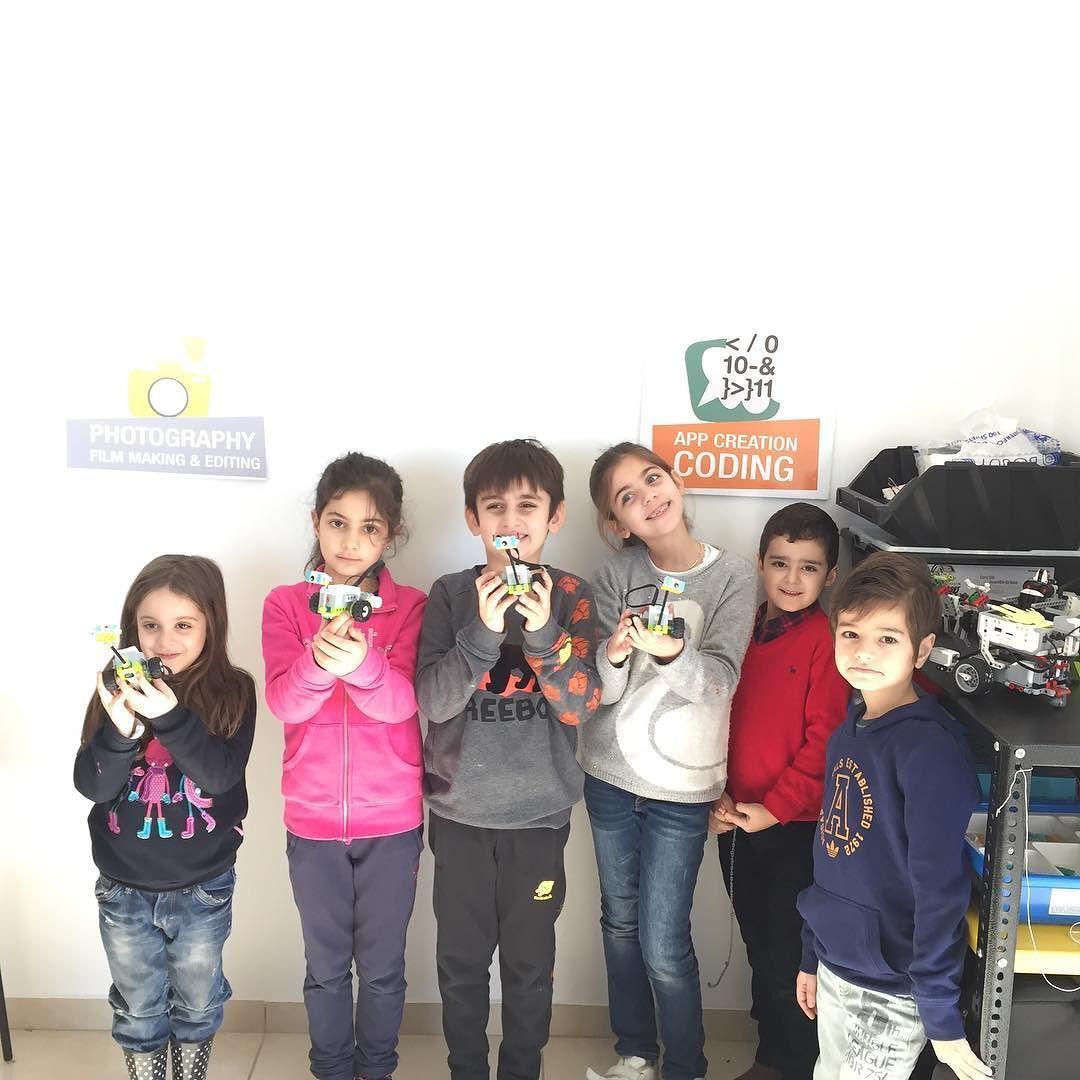 Christmascamp Lego Robotics Wedo2 Fun Programming Kids