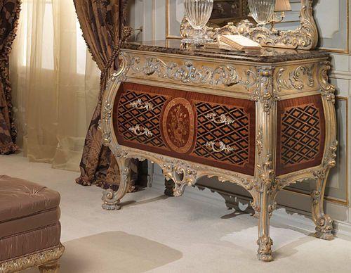 Aparador Traducir En Ingles ~ aparador clásico de estilo Luis XV LOUIS XV EMPERADOR GOLD VIMERCATI MEDA CLASSIC FURNITURE
