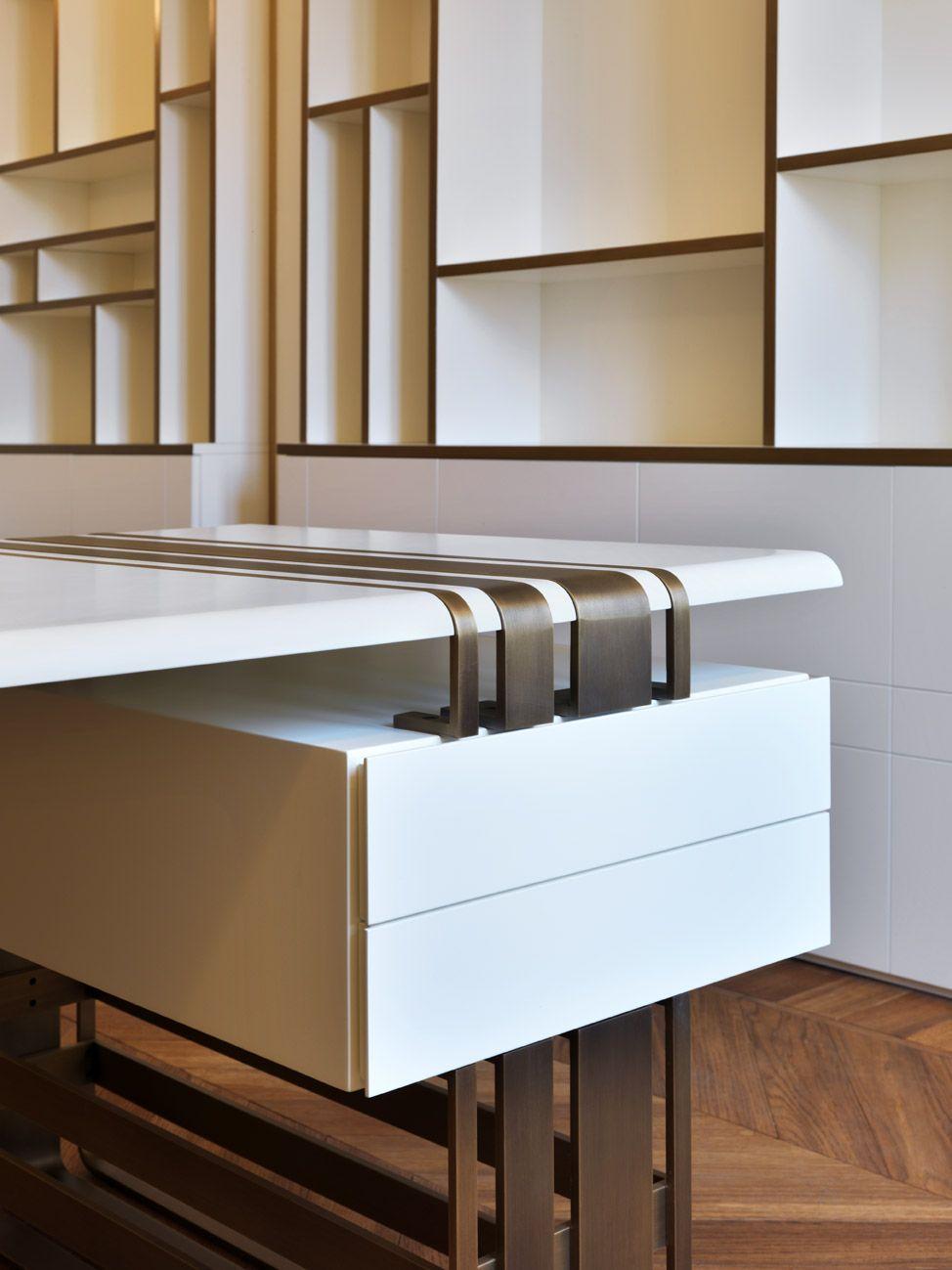 Alessia Garibaldi Giorgio Piliego Studi Notarili In Milano Furniture Furniture Design Furniture Details