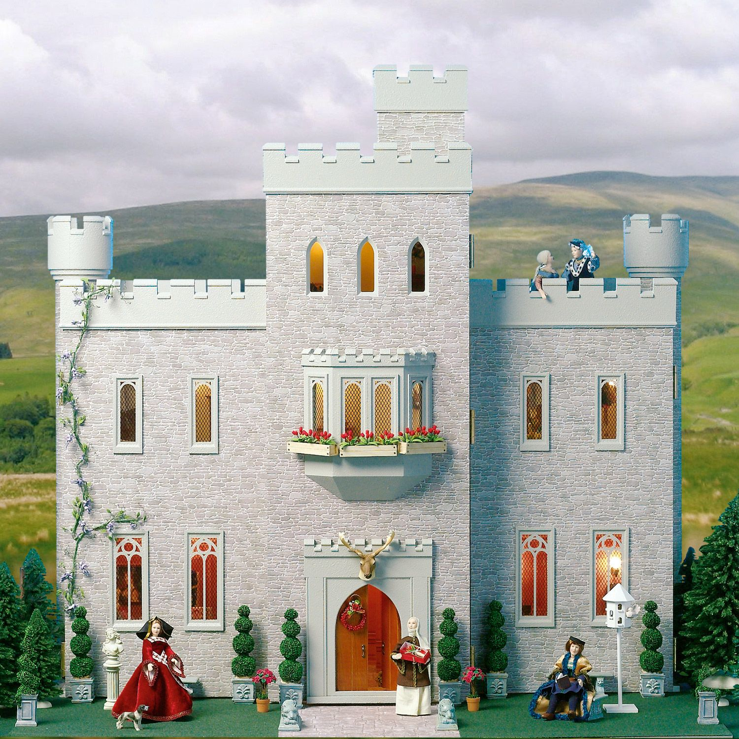 Cumberland Castle Has A Charm Unlike Any Other Dollhouse
