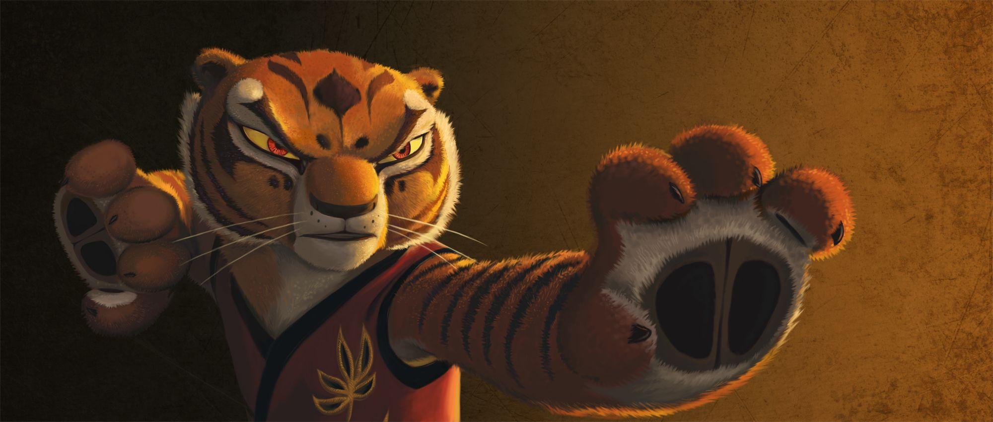 Tigress kung fu panda, Kung fu panda, Disney character