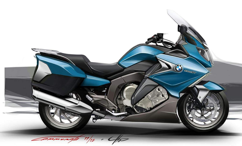 Bmw K 1600 Gt In 2020 Bmw Bmw Motorrad Bmw Motorcycles