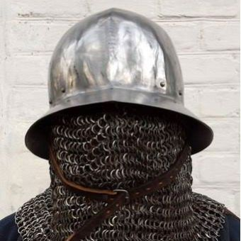 kettle helmet - Google Search   Cultural Ref Costume and Armour