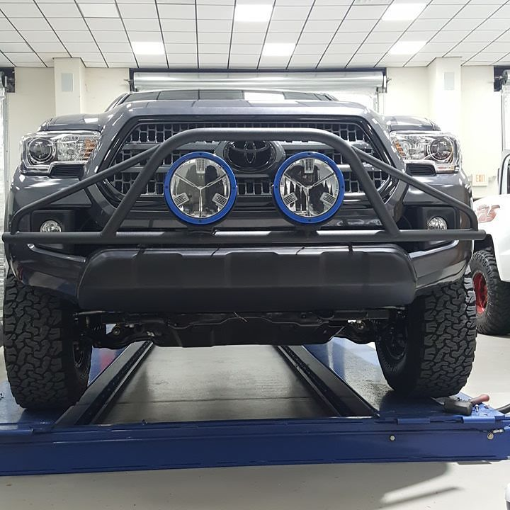 2016 Tacoma Prerunner Light Bar T162lh Twitter Tacoma