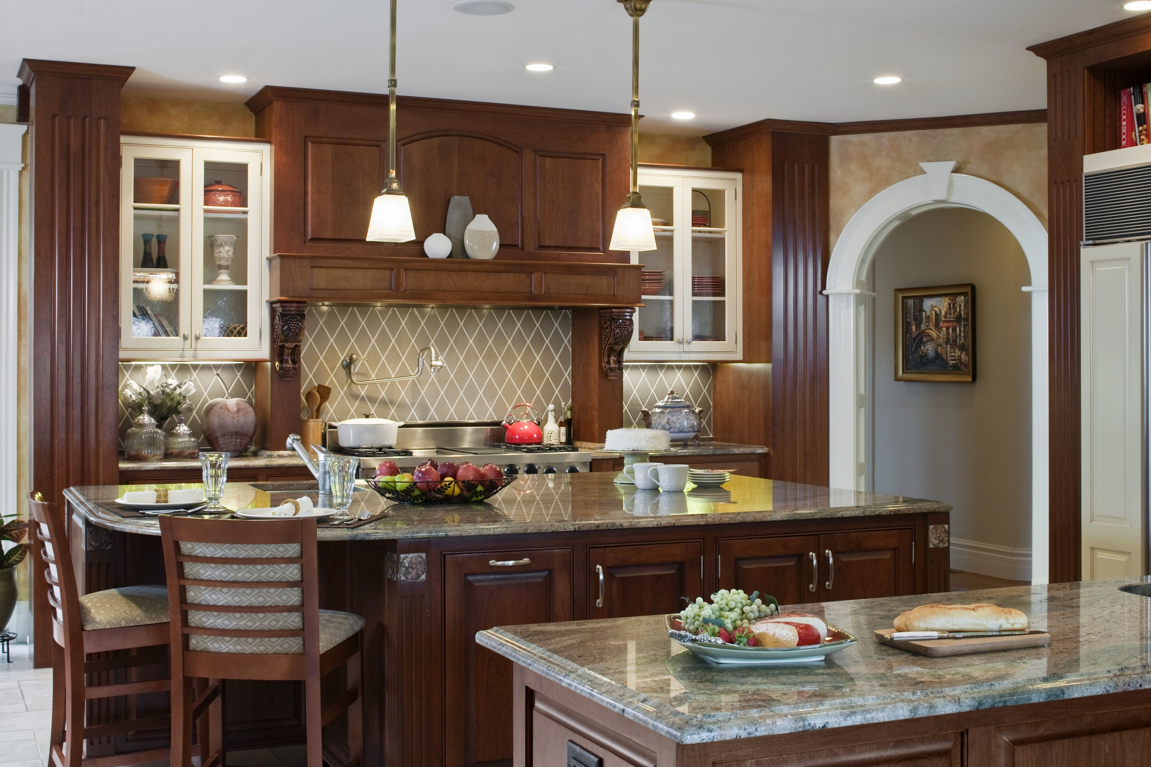 Kitchen islands designs  MDK Designs Kitchen  MDK Designs Associates Lexington  Pinterest