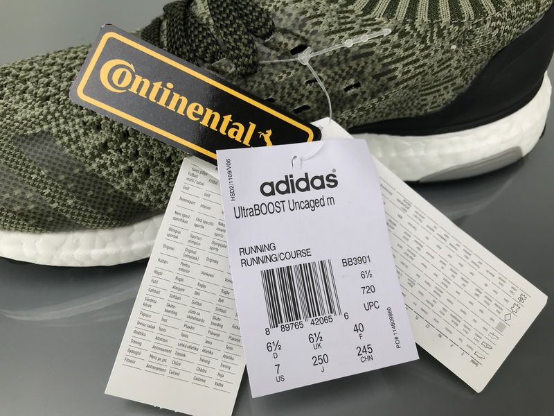 """Adidas Ultra Boost Uncaged """"Tech Earth"""" Real Boost BB3901 Shoes for Sale7 a89c2f1eb"""