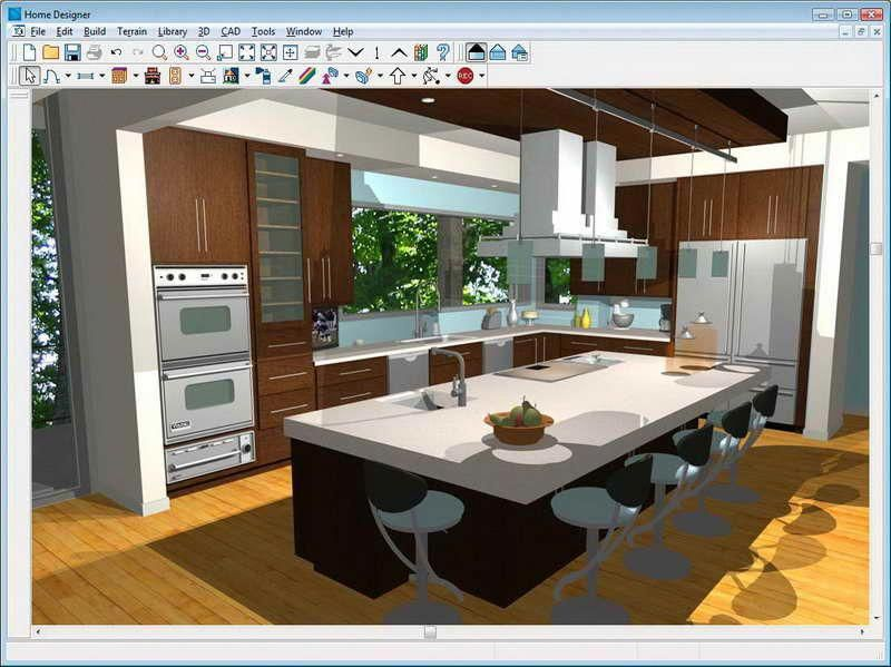 Kitchen Designing Software Interiortherapy Interior