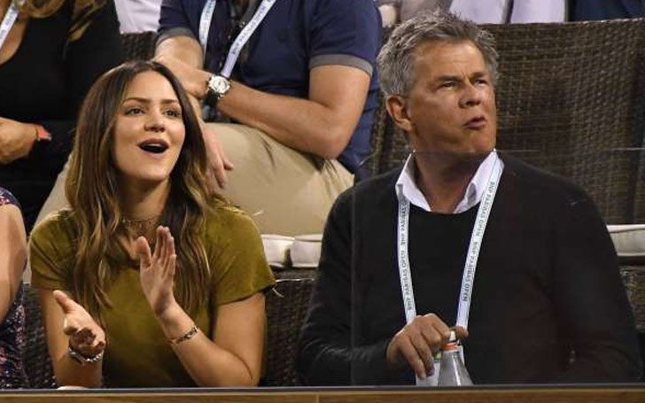 Katharine Mcphee Of 33 And David Foster 67 Dating Currently Know Their Current Relationship
