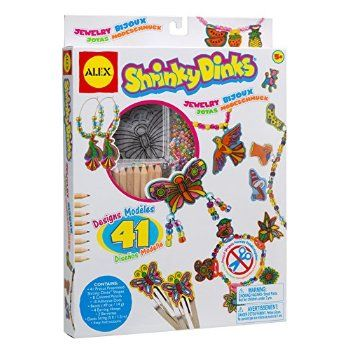 Christmas Additional Info Shrinky Dinks Jewelry for Christmas Gifts - christmas toy sales