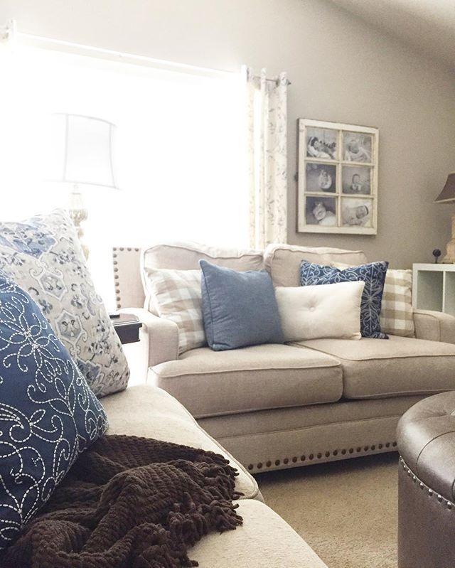 Best Cloverfield Sofa By Ashley Homestore Tan Polyester 100 400 x 300