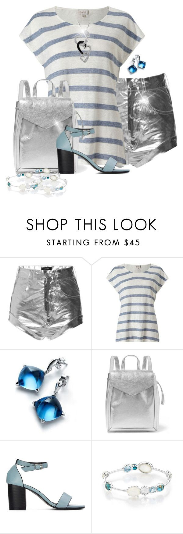 """""""Shine On"""" by tinayar ❤ liked on Polyvore featuring Isabel Marant, EAST, Baccarat, Loeffler Randall, Ippolita and Jewel Exclusive"""