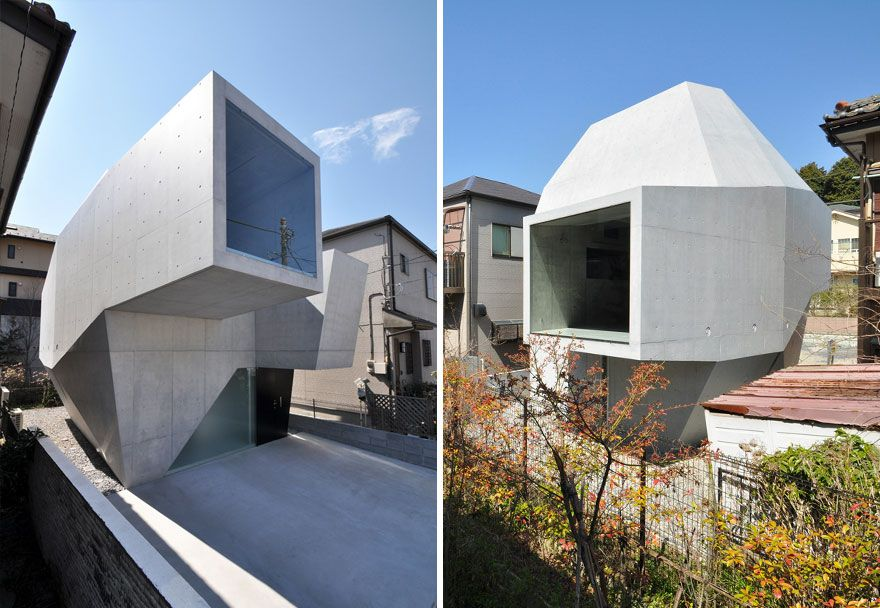 50 Exemples De L'Incroyable Architecture Japonaise Moderne