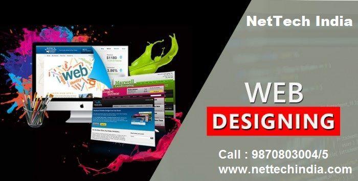 Web Design Training Institute In Mumbai Contrastingarchitecture Nettech India Is A Leading Instit Web Design Course Website Design Company Web Design Training