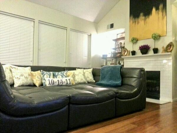 z gallerie - cloud modular sectional - grey. the best family movie