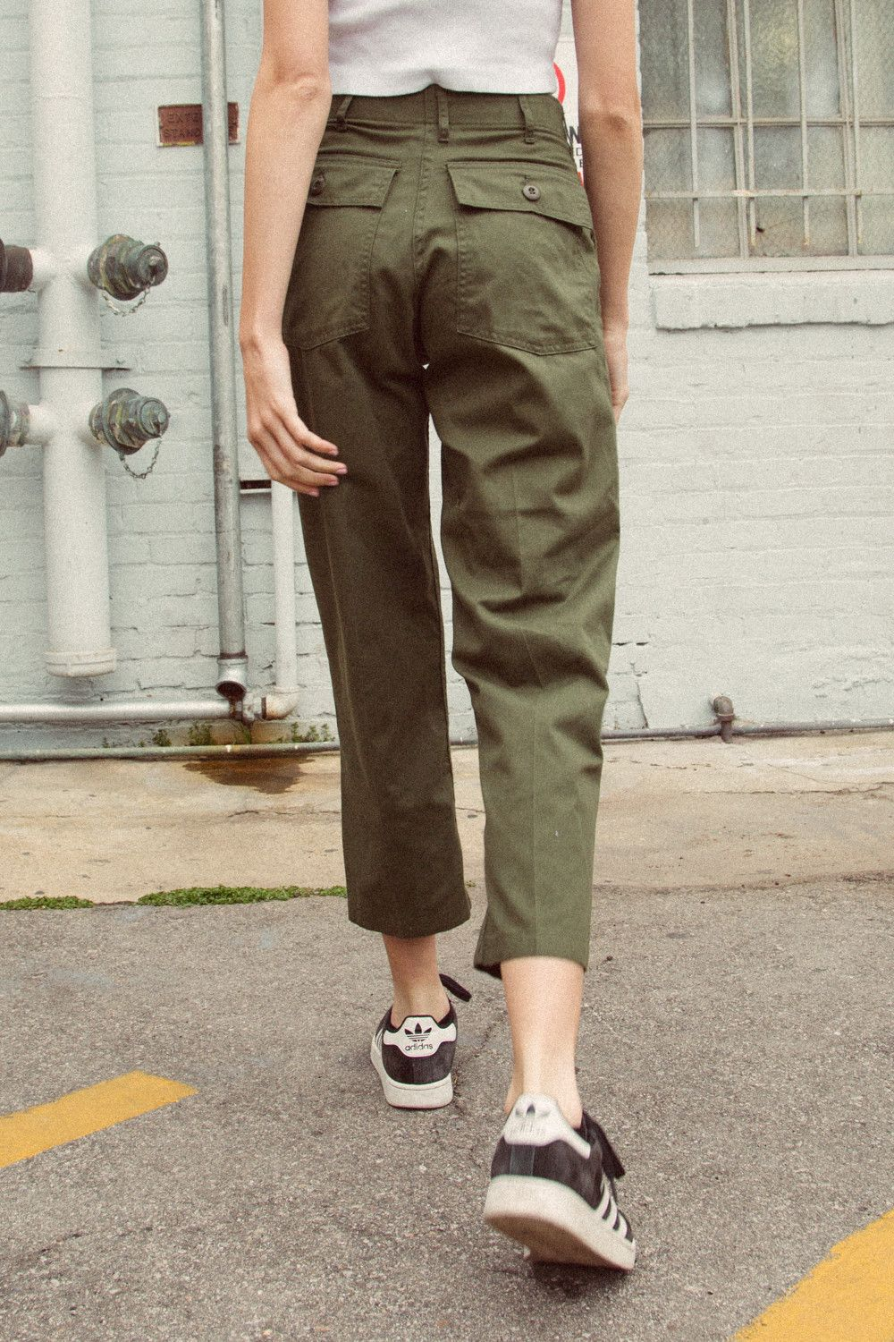 191cd91327 Kim Military Pants - Bottoms - Clothing | clothes | Military pants ...