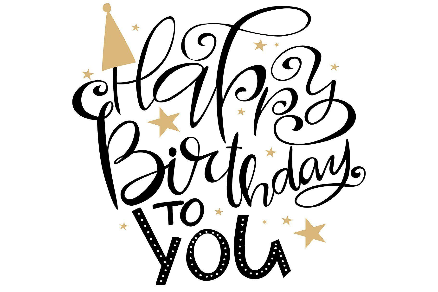 happy birthday to you greeting | geburtstagskarte