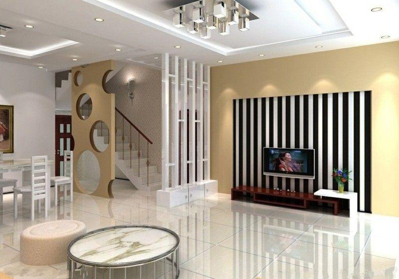 Ideen für Raumteiler - Den Treppenbereich vom Wohnzimmer trennen - raumteiler für wohnzimmer