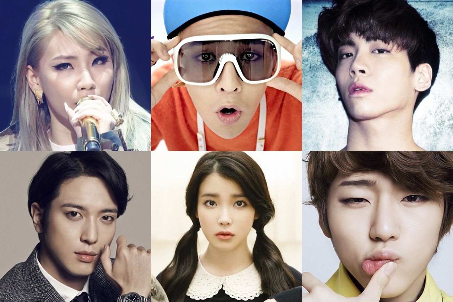 K Pop Idols As Artists Songs You Didn T Know They Made Songs Kpop Idol Kpop