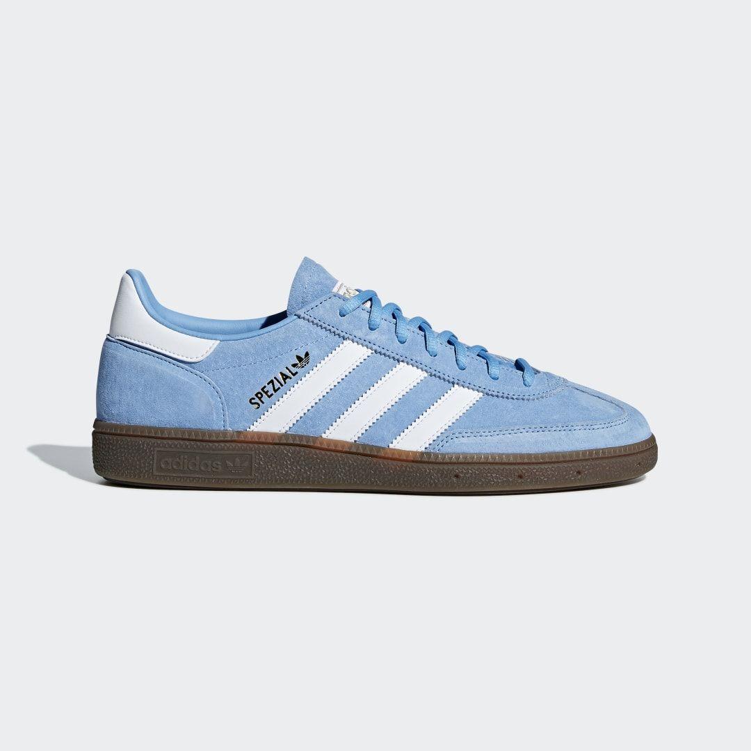 Adidas Handball Spezial Shoes Blue Adidas Us Blue Adidas Blue Shoes Adidas Spezial