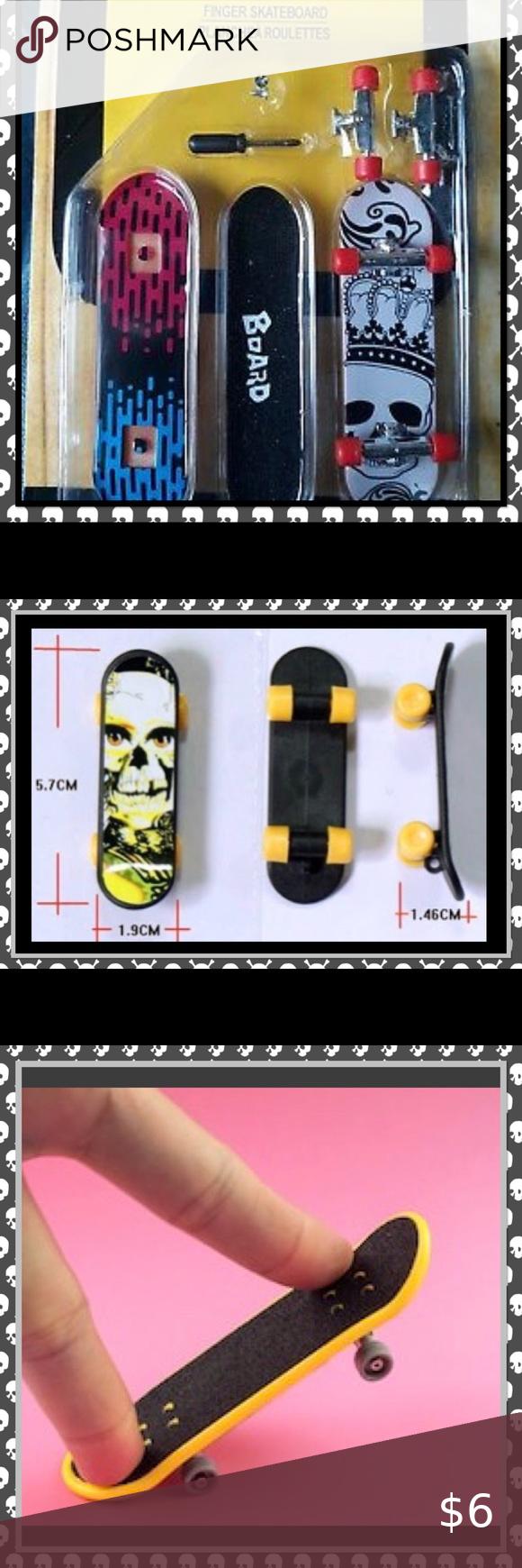 Tech Deck Finger Skateboard • New DIY Tech Deck Skateboard