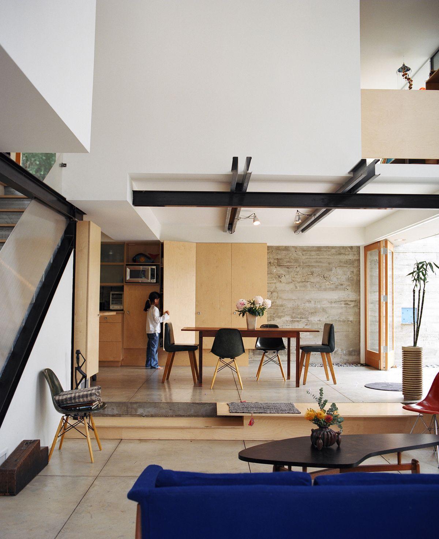 Fung + Blatt Residence | Interiors | Living room modern ...