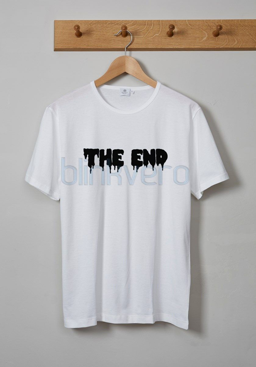 the end tee awesome unisex tshirt tanktop adult