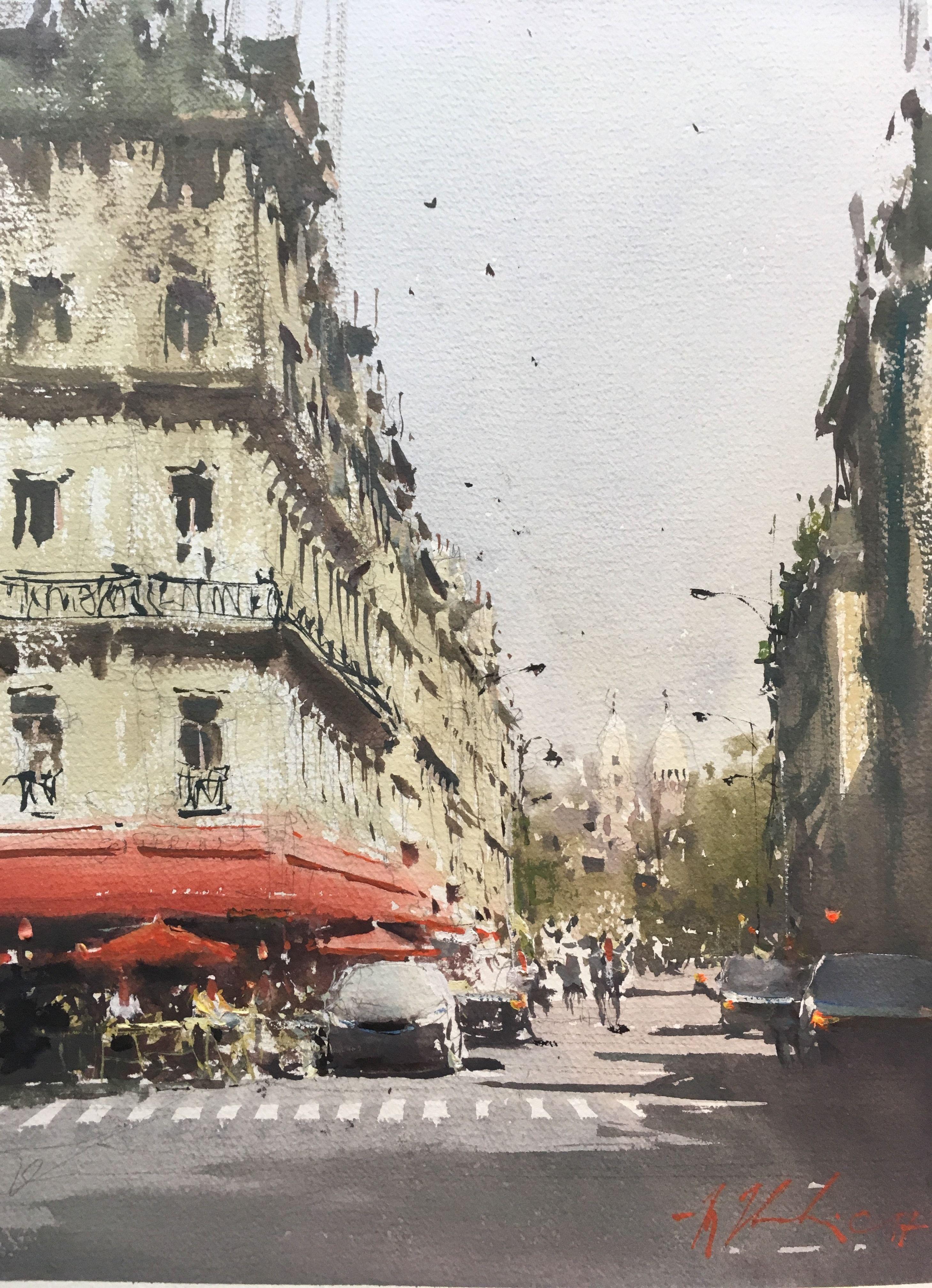 Joseph Zbukvic Watercolor Workshop - Plein Air Convention