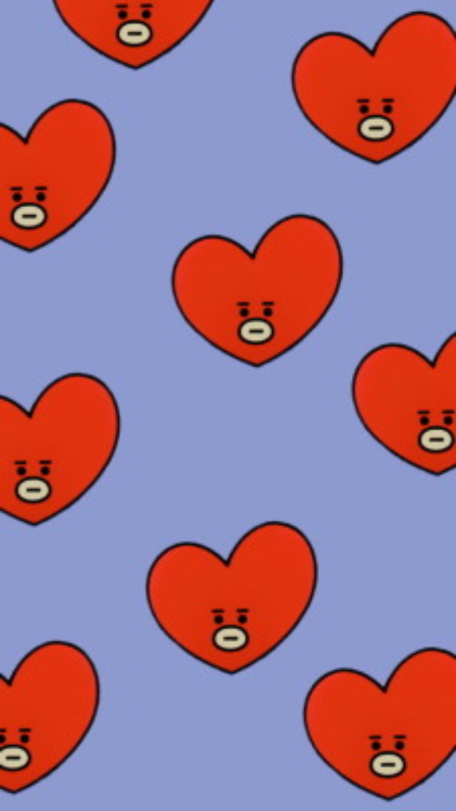 Pin by monamies on BT21 Bts wallpaper, Iphone background