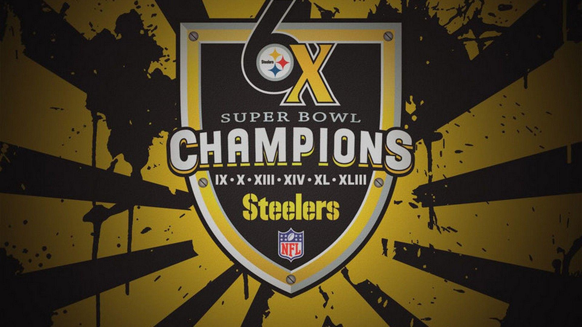 NFL Steelers Wallpaper Nfl steelers, Steelers