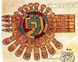 Design Aztec Chimallis With Mandy Disena Un Escudo Azteca Chimalli Con Mandy Arte Azteca Simbolos Aztecas Arte Prehispanico