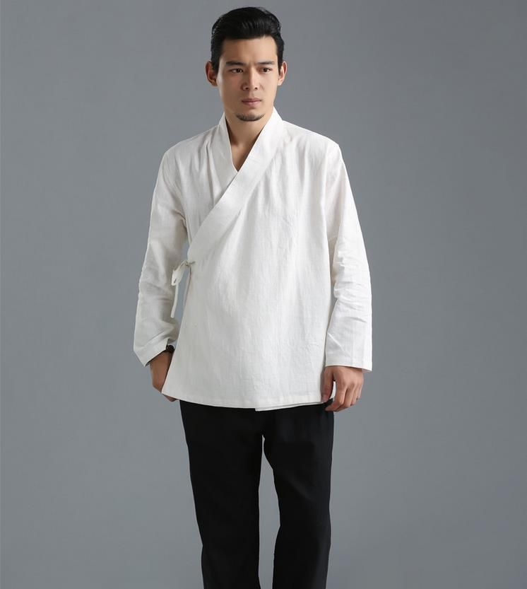 how to wear a kimono with long sleeves