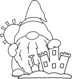 Gnome Clip Art 38 Magical Clip Art Or Line Art Free In 2021 Gnome Clip Art Cute Cartoon Images Gnome Art
