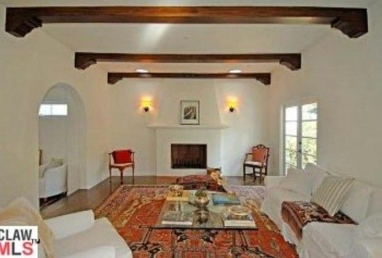 Spanish Style Living Room | Interiors: Interior Design Of Spectacular Spanish  Style House In 17th .