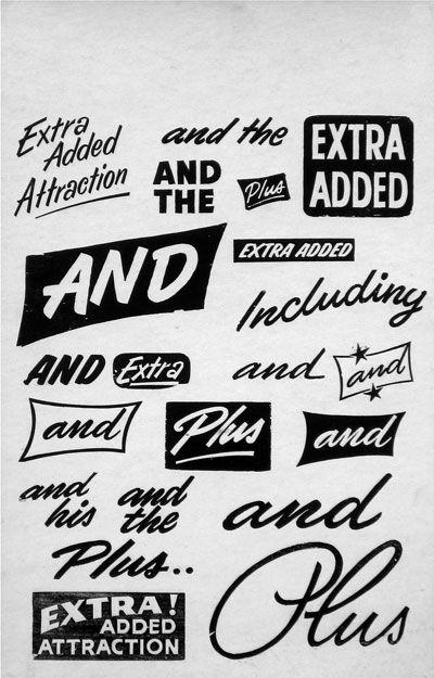 Eubie Script Sign Painting Lettering Lettering Design Vintage Typography