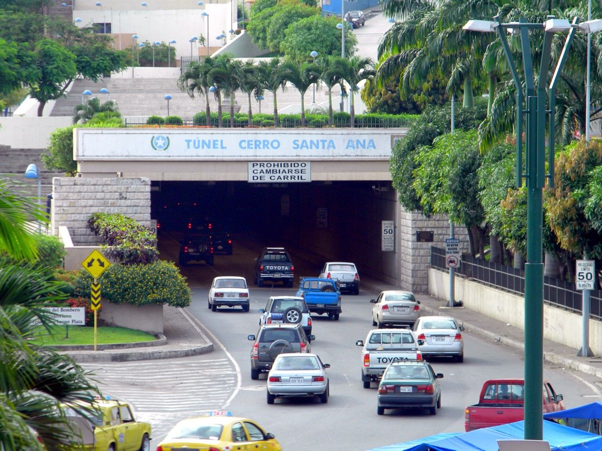 guayaquil tunel guayaquilecuadorquito