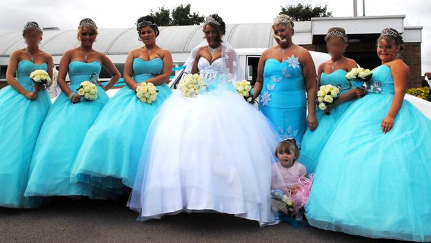 Big Fat Gypsy Weddings - Pictures - Life on the Run - Channel 4 ...