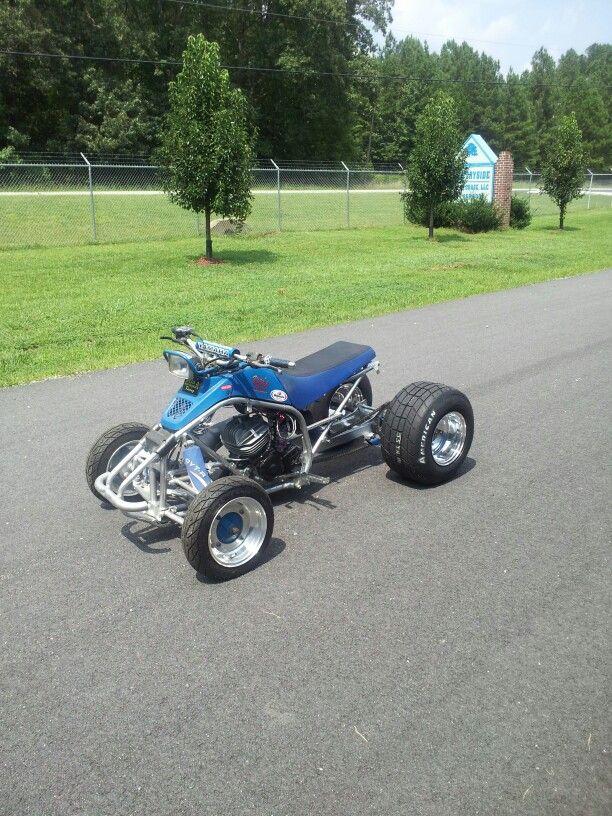 My Yamaha Blaster Drag Bike Bike Design Yamaha
