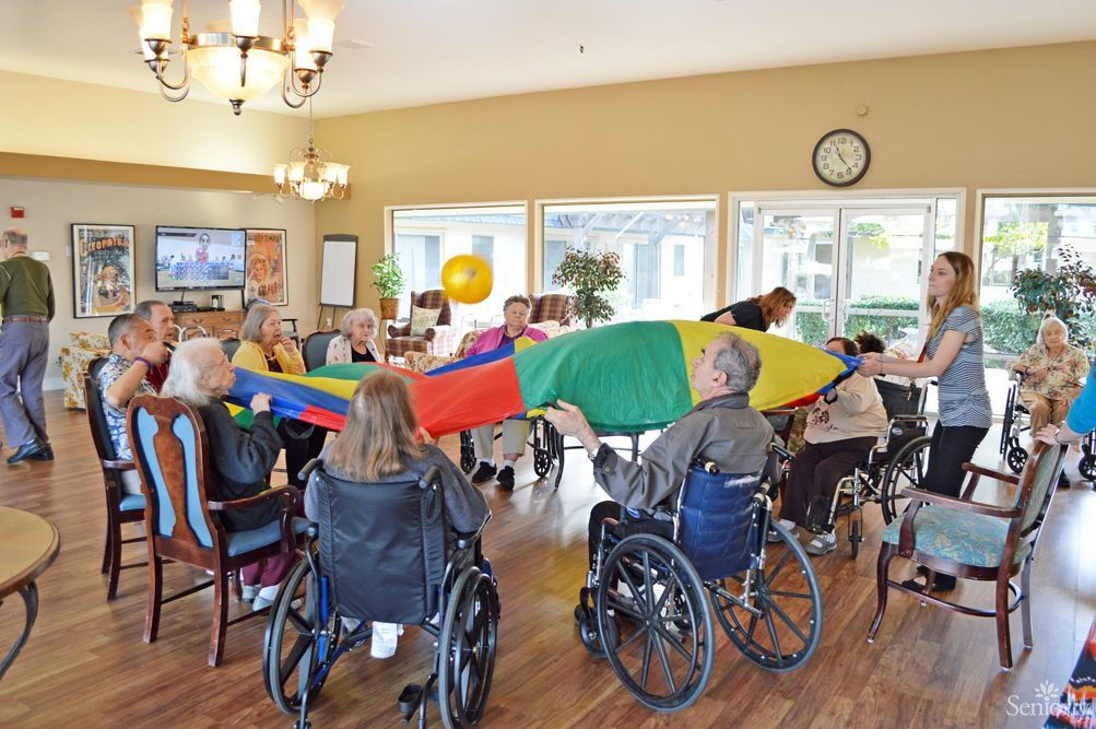 Courtyards At Pine Creek Assisted Living Flooring