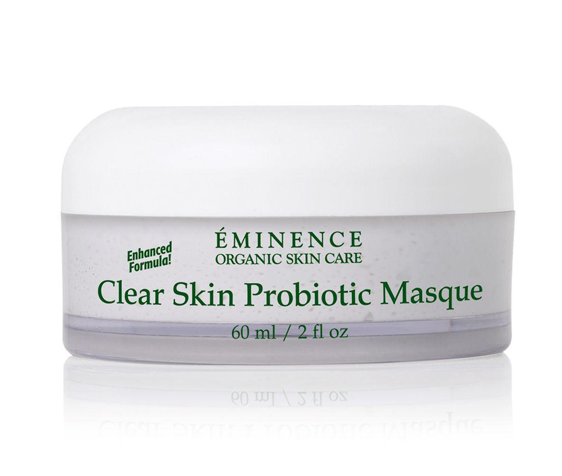 Eminence Organics Clear Skin Probiotic Masque Eminence Organic Skin Care Emstore Com Eminence Organic Skin Care Clear Skin Organic Skin Care