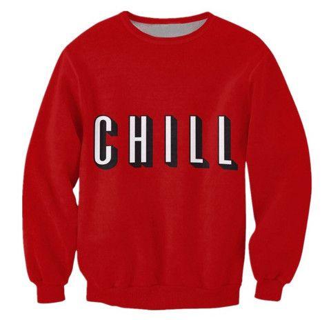 Netflix n Chill Sweatshirt