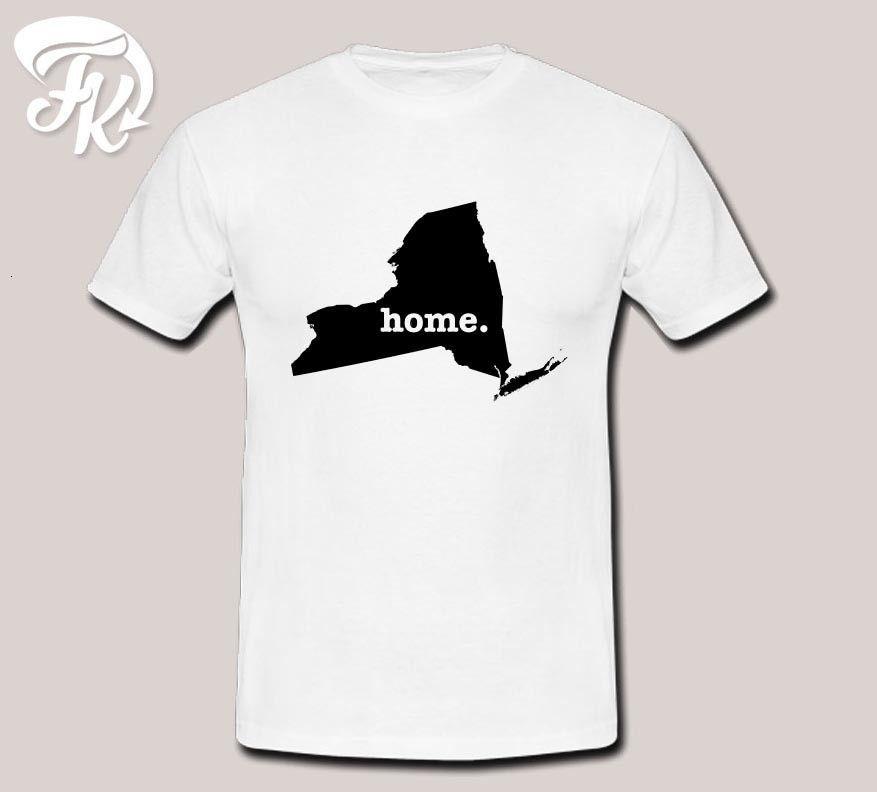 The New York Home Design Men Or Unisex T Shirt