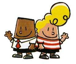 George and Harold ~ Captain Underpants #captainunderpantscostume George and Harold ~ Captain Underpants #captainunderpantscostume