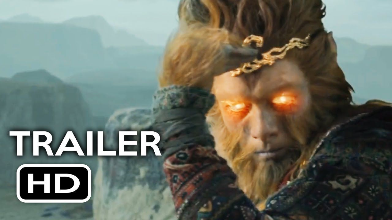 The Monkey King 2 Official Trailer 1 2017 Action Fantasy Movie Hd Monkey King Official Trailer Fantasy Movies