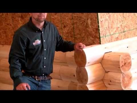 How To Caulk Log Siding Log Siding Siding Caulk