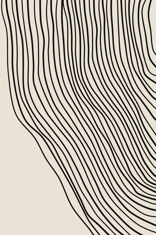 Abstract Print Home Decor Geometric Art Watercolor