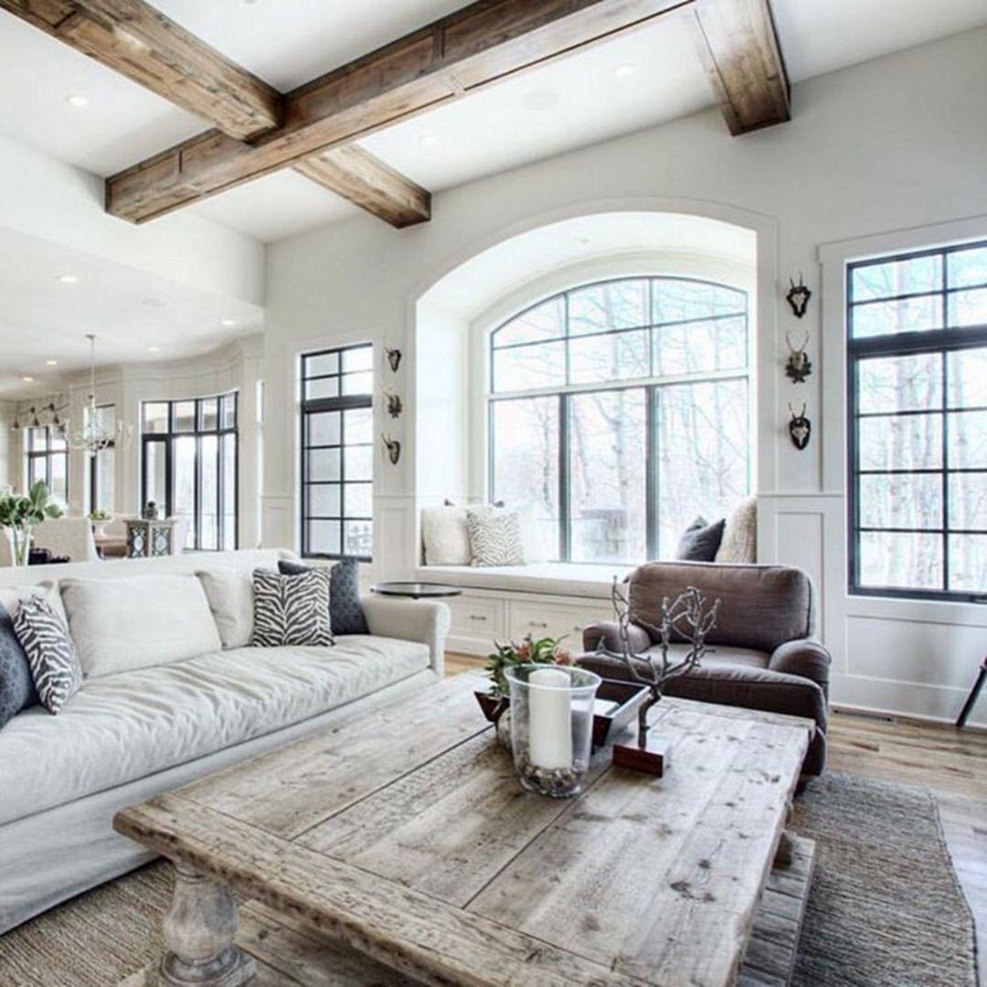 Gorgeous Living Room Design Ideas For Comfortable Guest 27027 #amenagementmaison