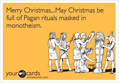Winter solstice ecards