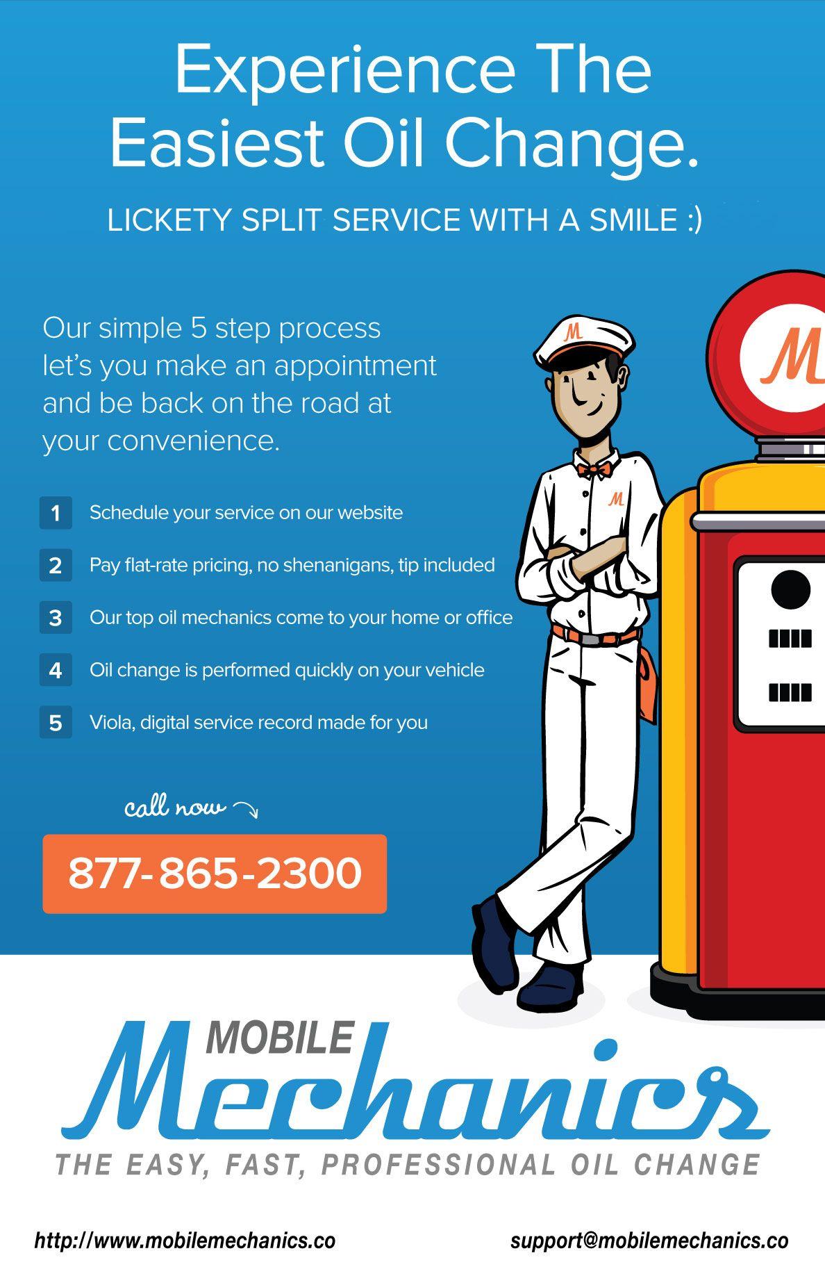 Mobile Mechanics Flyer Unique business cards, Mobile